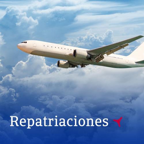 Seguro Repatriación - JCastillo Seguros Granada