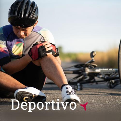 Seguros Accidente Deportivo - Baza, Guadix y Granada