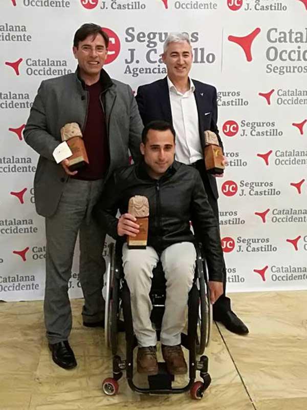 Joaquin Alvarez con Seguros J. Castillo