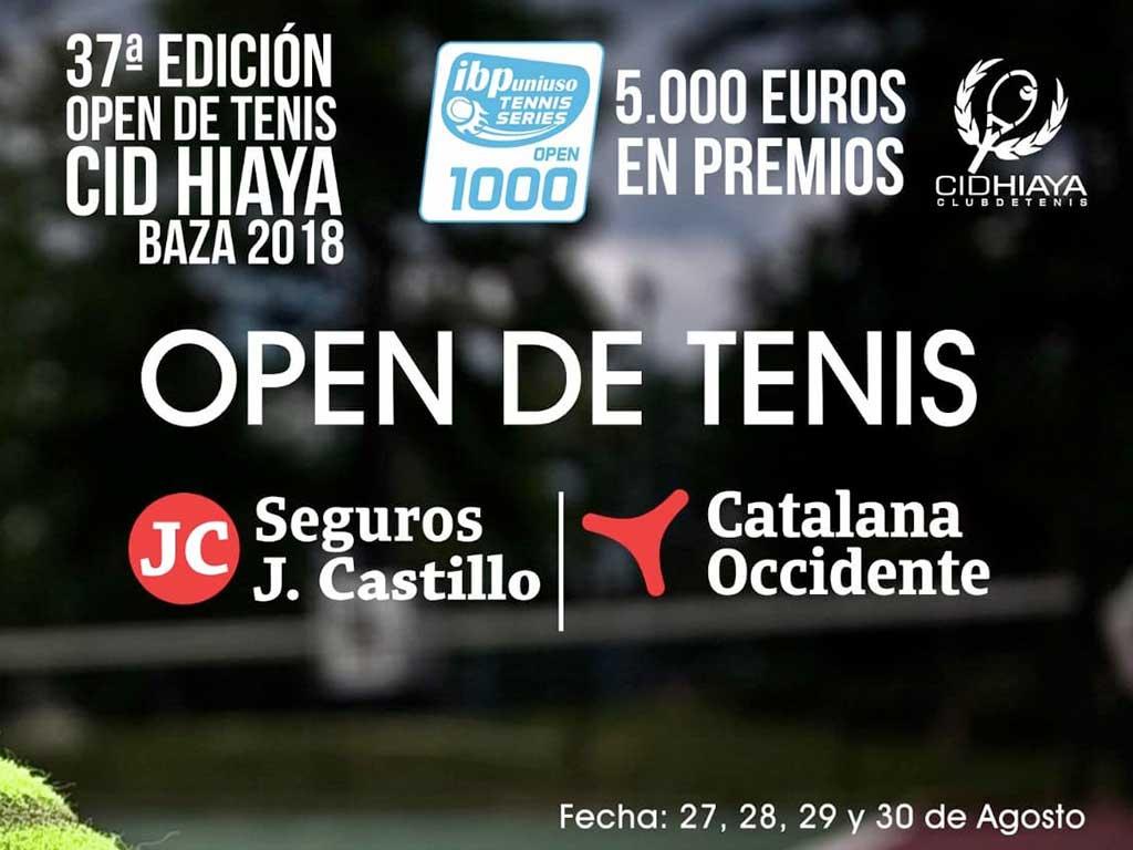 Open de Tenis Seguros J. Castillo