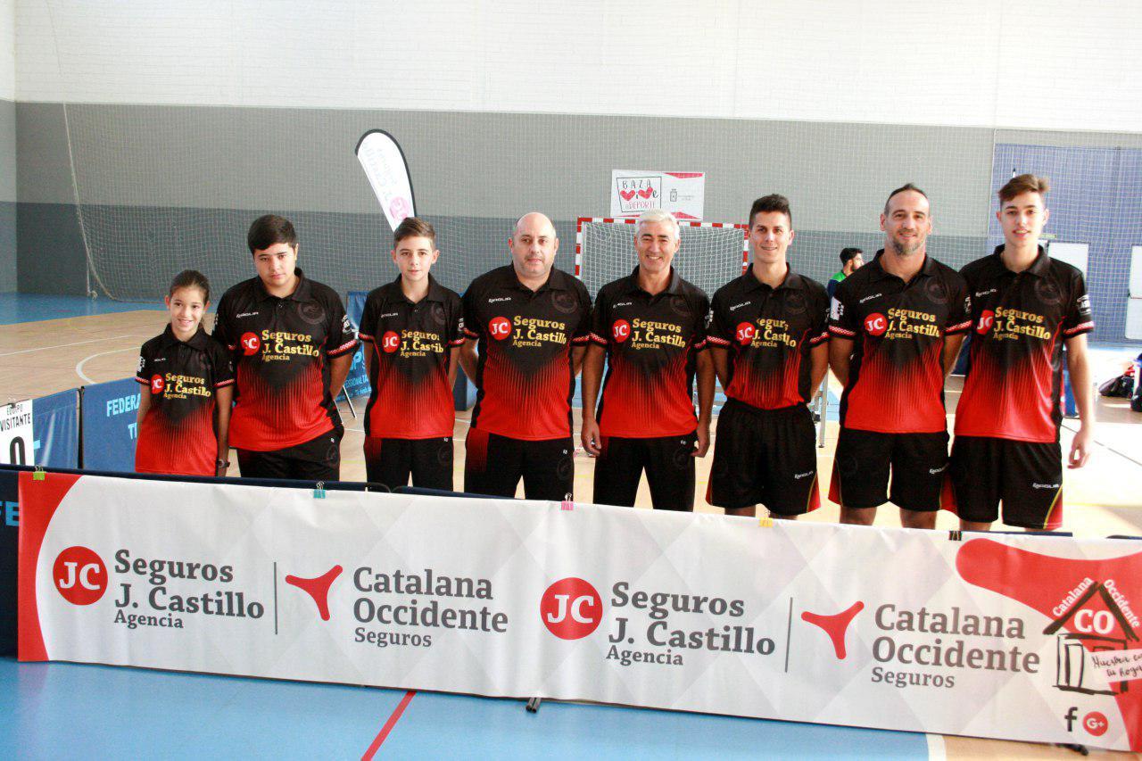 Club tenis de mesa Baza Seguros J. Castillo