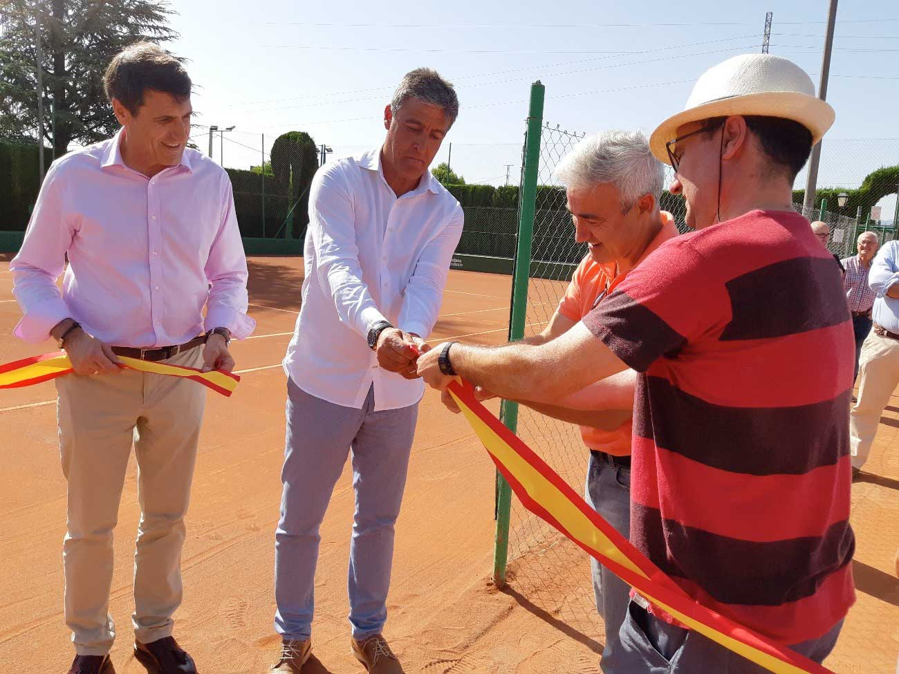 Club de tenis Cid Hiaya Seguros J Castillo