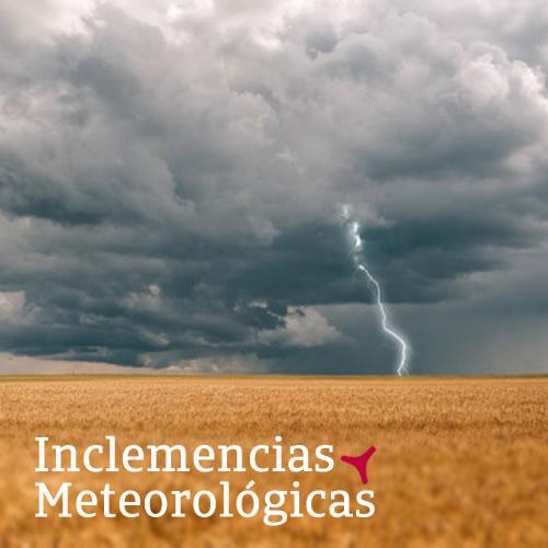 Agroseguro Inclemancias meteorologicas - Baza, Guadix y Granada
