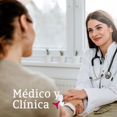 Seguro médico Elige médico y Clínica - Granada