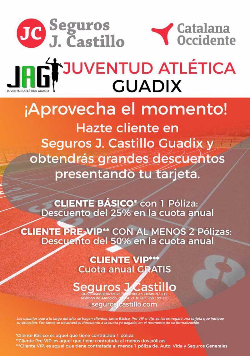 Seguros J. Castillo Juventud Atletica